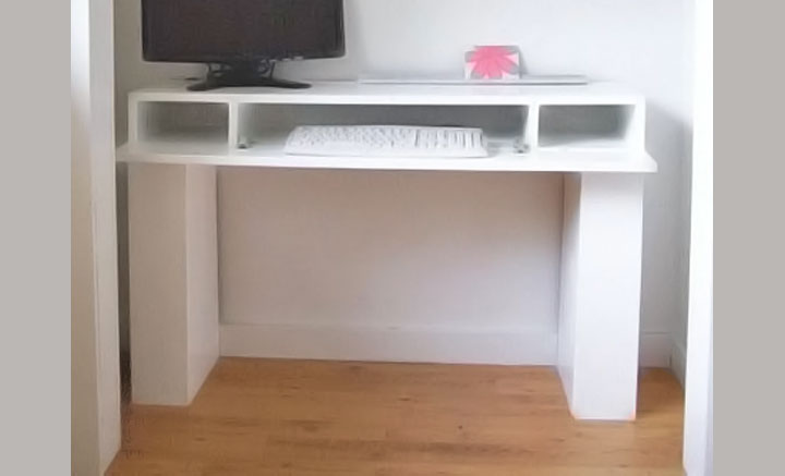 console table desk