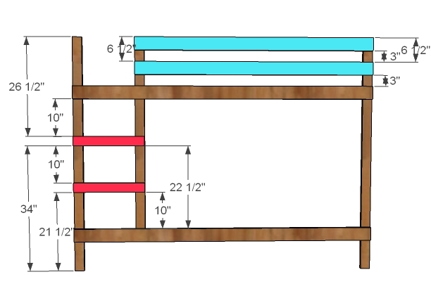 Instructions For Building Bunk Beds