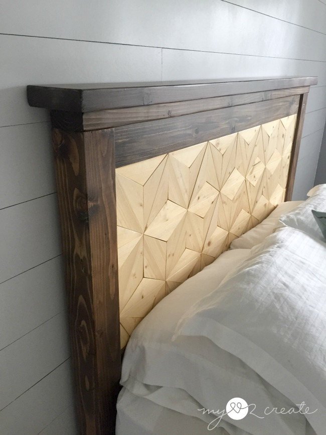 Wood Farmhouse Headboard