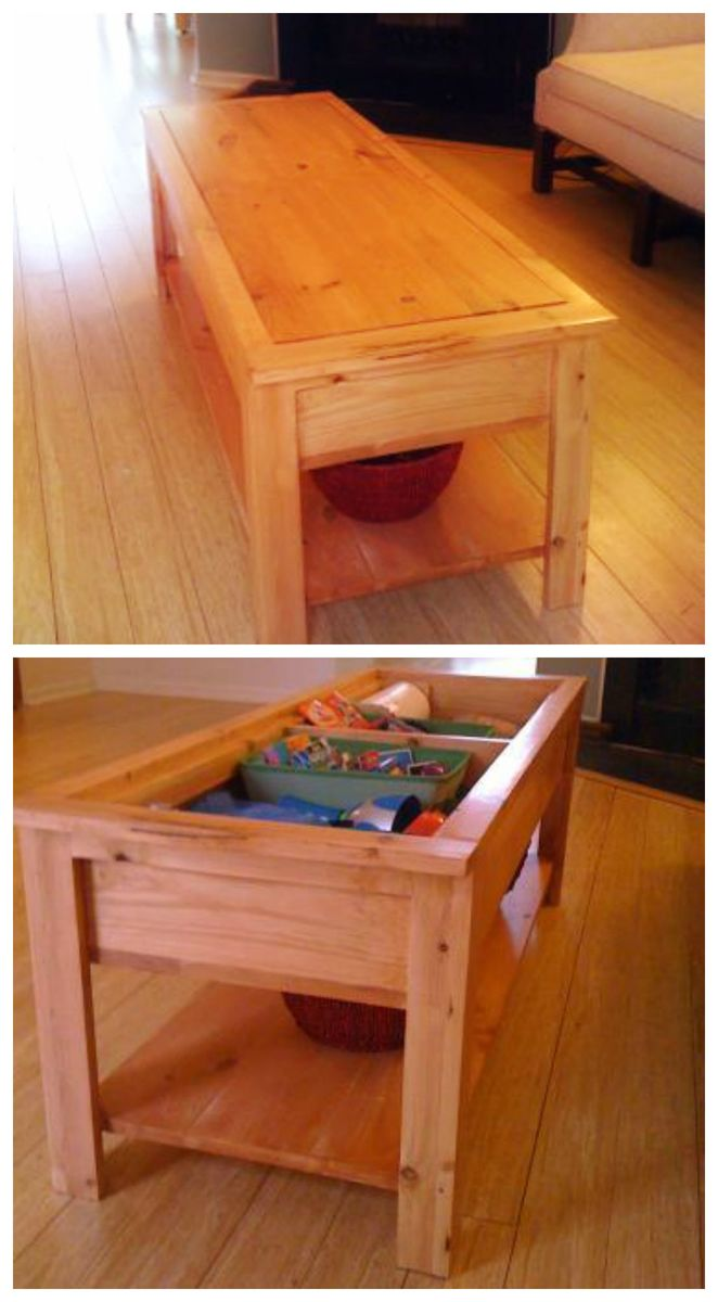 Ana white the coffee table of fun diy projects the coffee table of fun geotapseo Choice Image