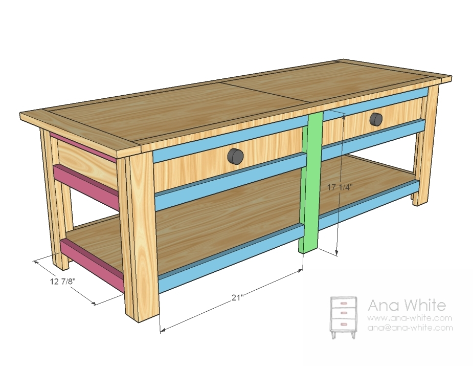 Woodworking industry trends cross legged picnic table plans Homemade coffee table plans