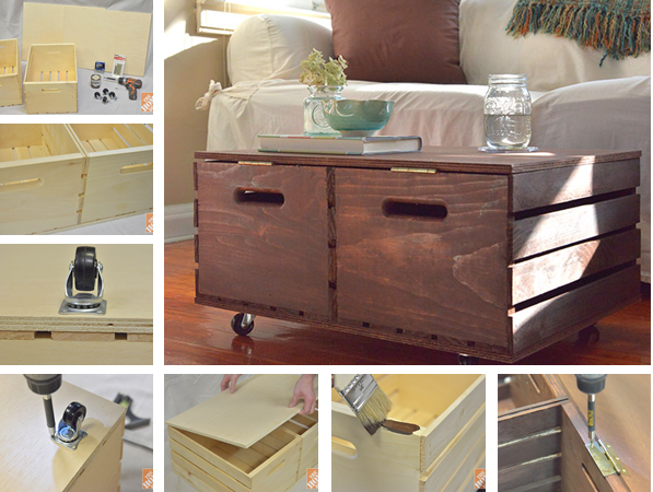 wood crate furniture diy. a few of my favorite wood crate furniture ideas diy