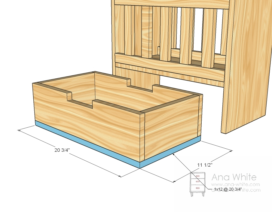 Crib Plans Woodworking further DIY Baby Crib Plans also Build A Baby ...