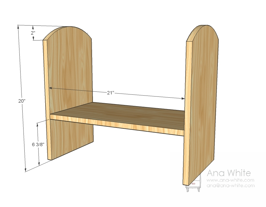 free woodworking plans for baby crib