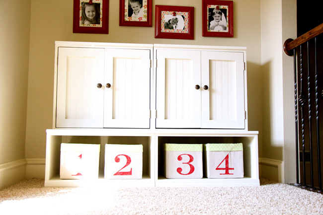Ana White Cubby Storage For The Playroom Diy Projects
