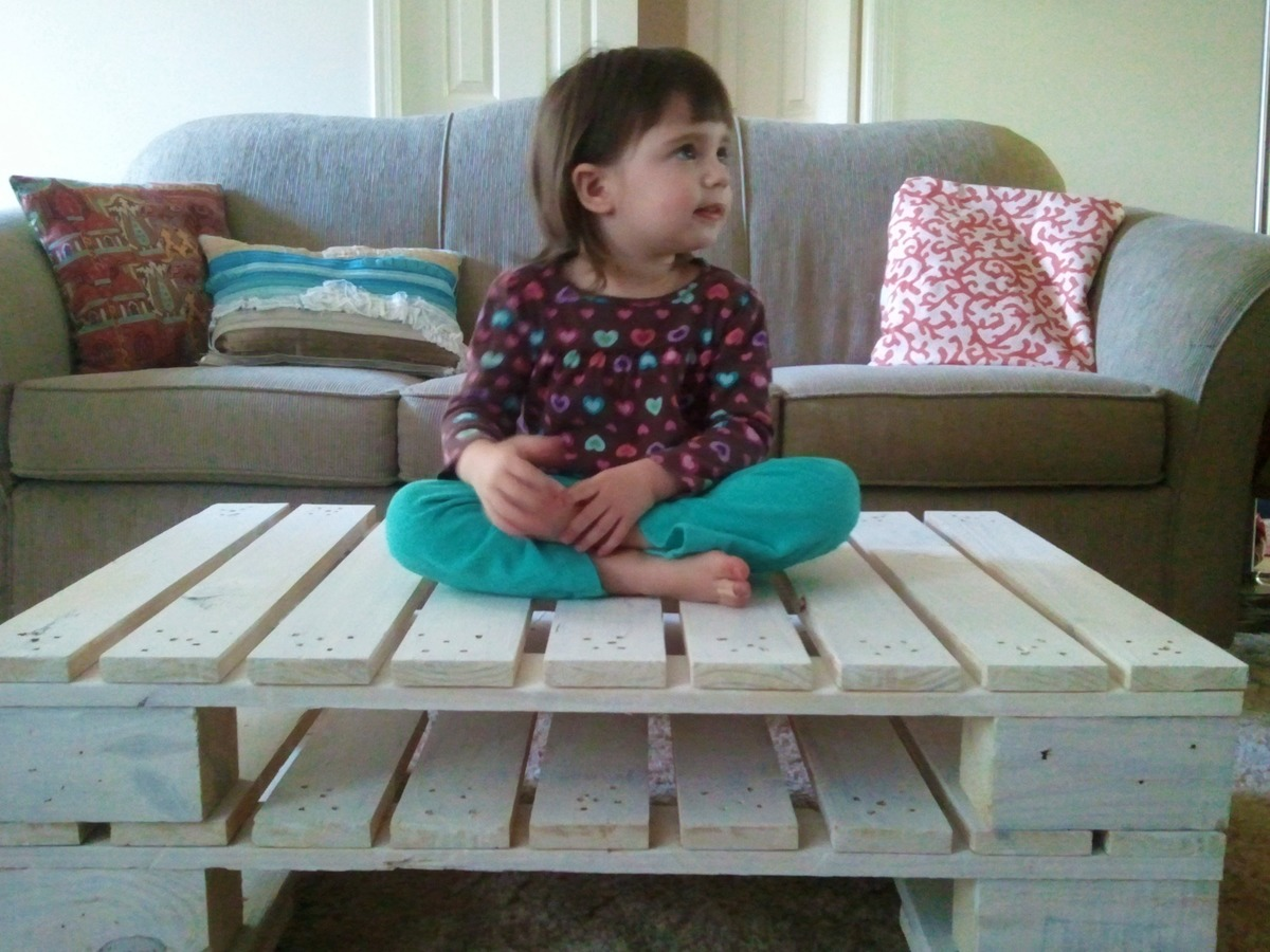 ana white | pallet coffee table - diy projects
