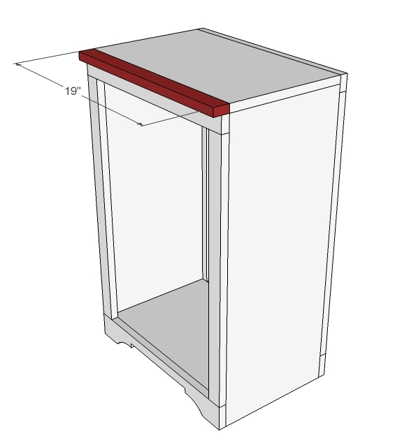 office kitchen receptacle bins ana white wood tilt out trash or recycling cabinet diy projects