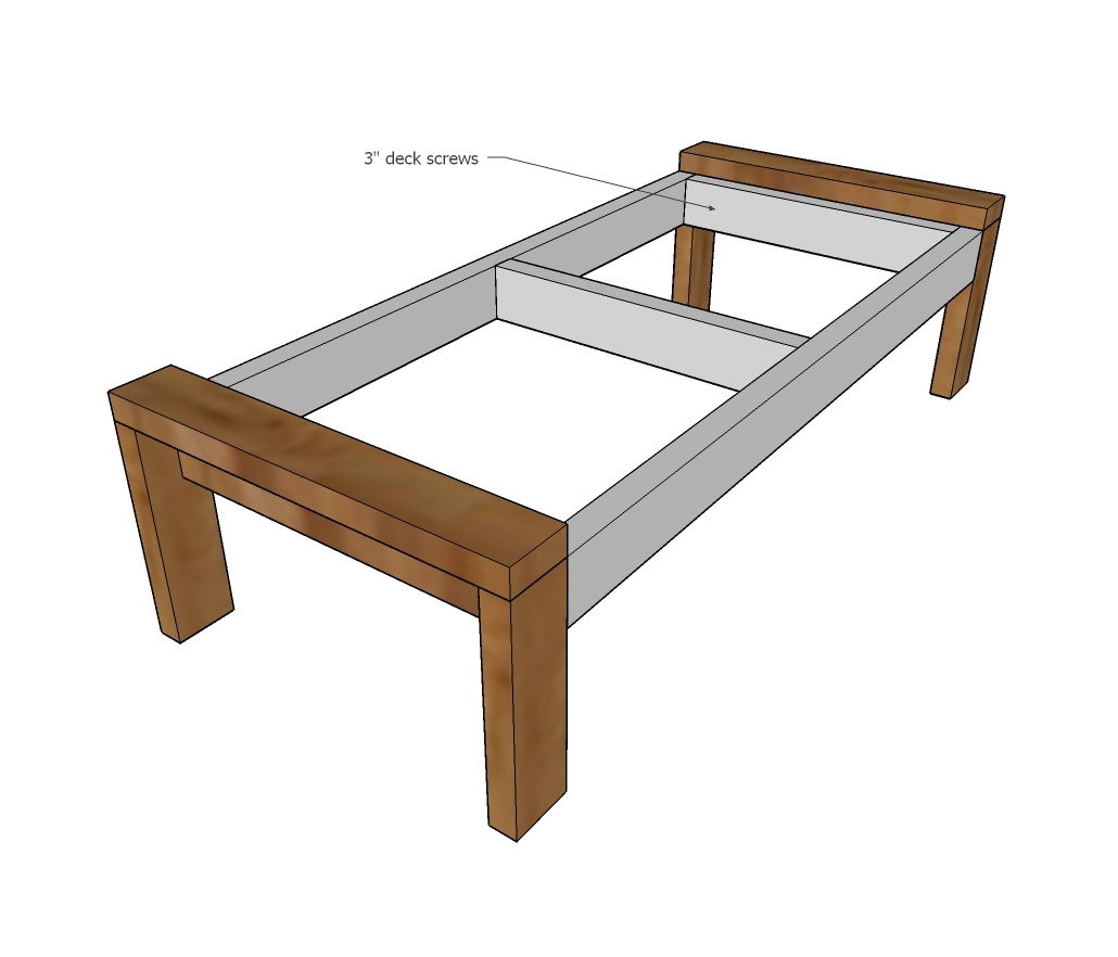Awe Inspiring 2X4 Outdoor Coffee Table Ana White Download Free Architecture Designs Rallybritishbridgeorg
