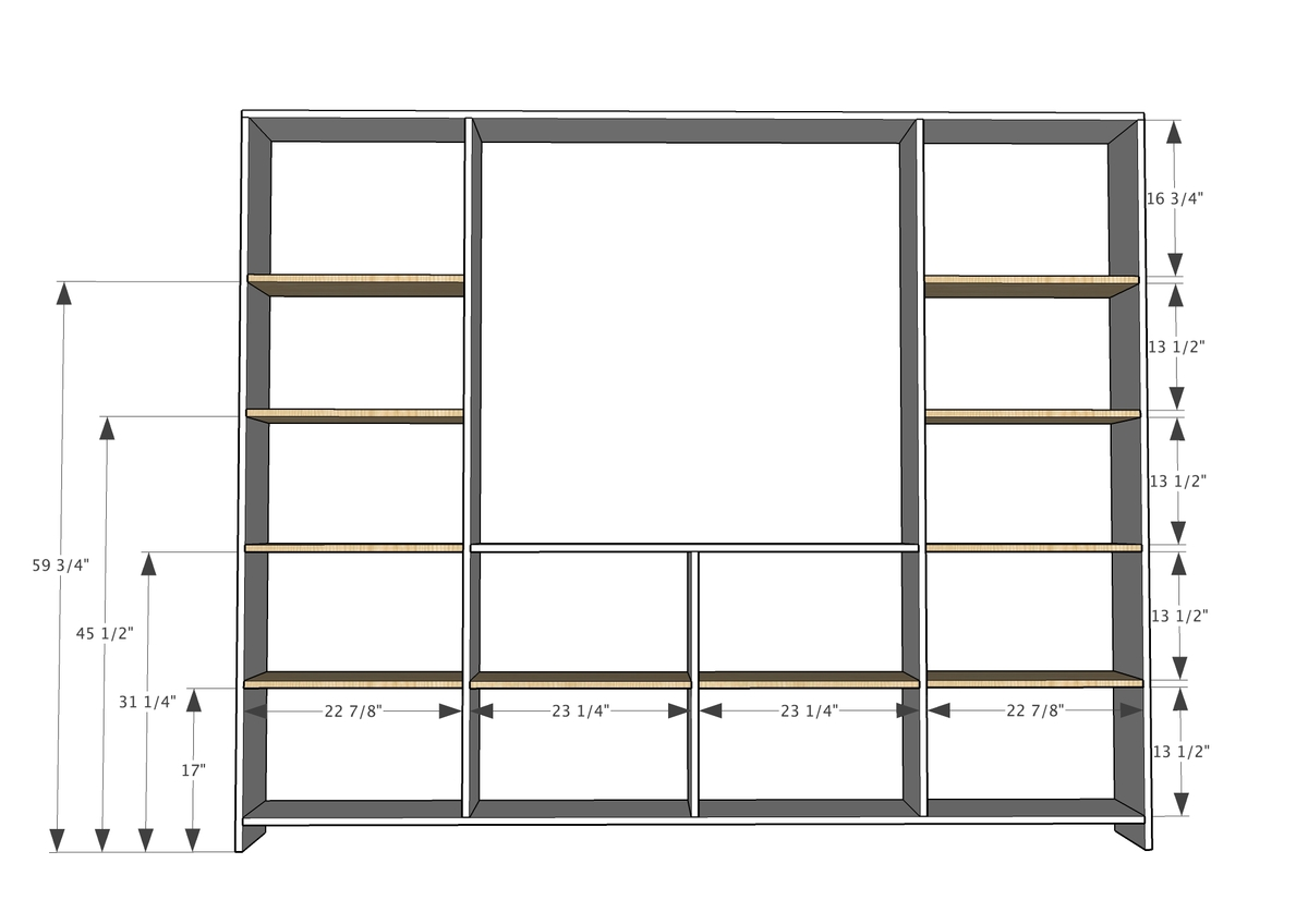 Build sliding cabinet doors - Build Sliding Cabinet Doors 14