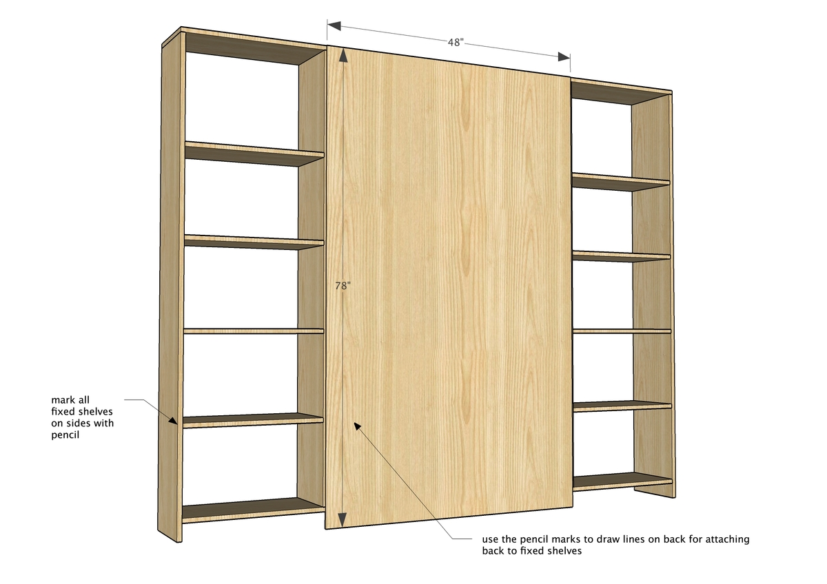 Sliding barn door construction plans for Barn door screen door