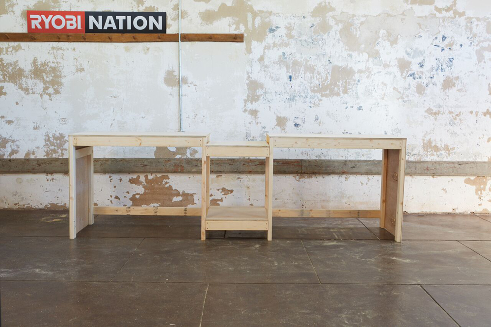 ... Roll Away Workbench System for Ryobi Blogger Build-Off - DIY Projects