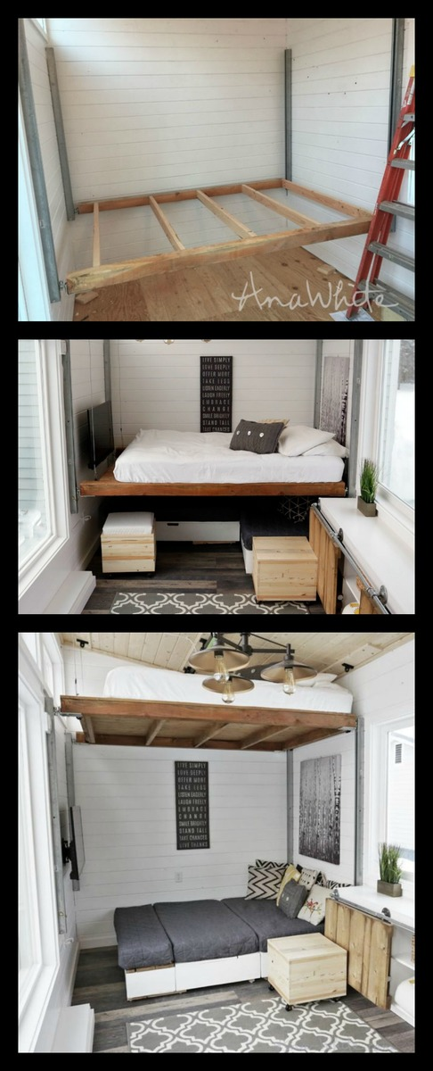 Tiny House | Ana White Woodworking Projects