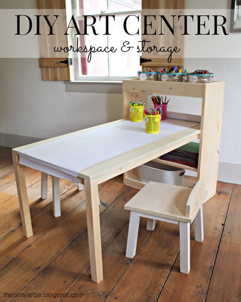 diy kids chairs