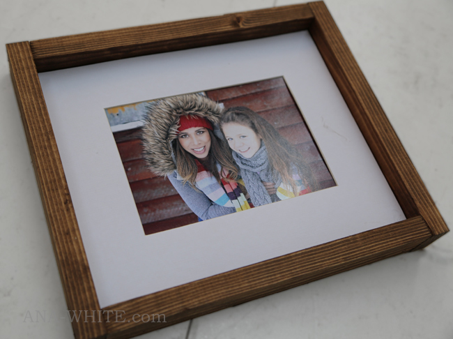 simple wood picture frames. Simple Wood Gallery Frame Plans Picture Frames