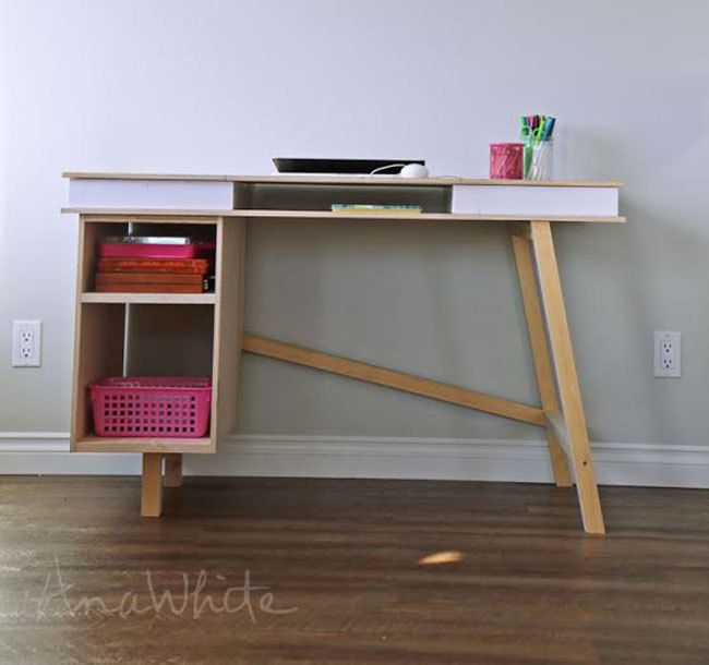 How to Build a Folding Table: Simple DIY Woodworking Project