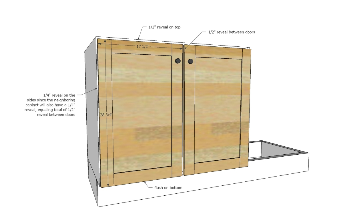 Kitchen Sink Base Cabinet For Our Tiny House Kitchen DIY Projects