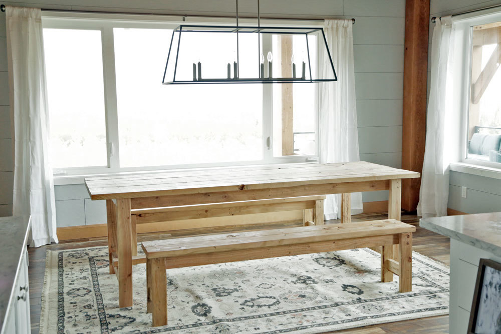 Beginner Farm Table 2 Tools 50 Lumber Ana White