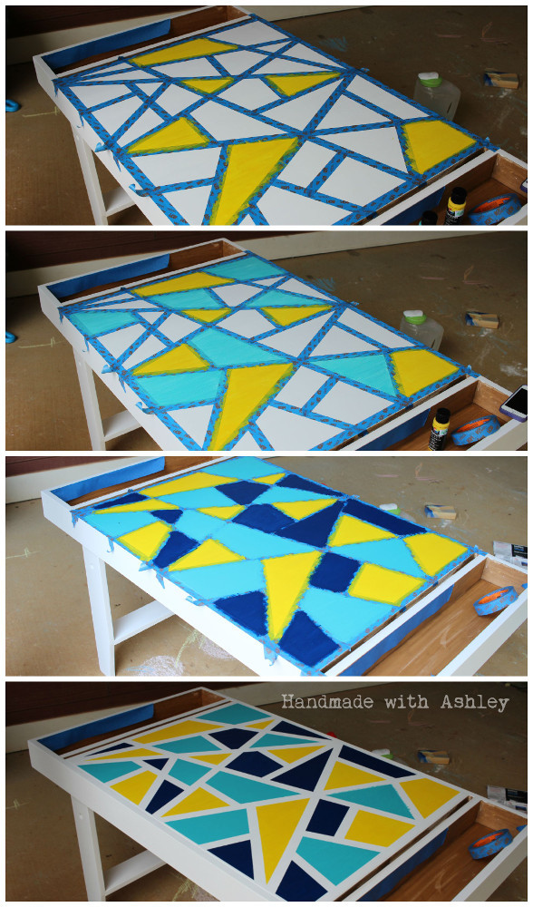 Ana White Diy Kids Art Table Diy Projects