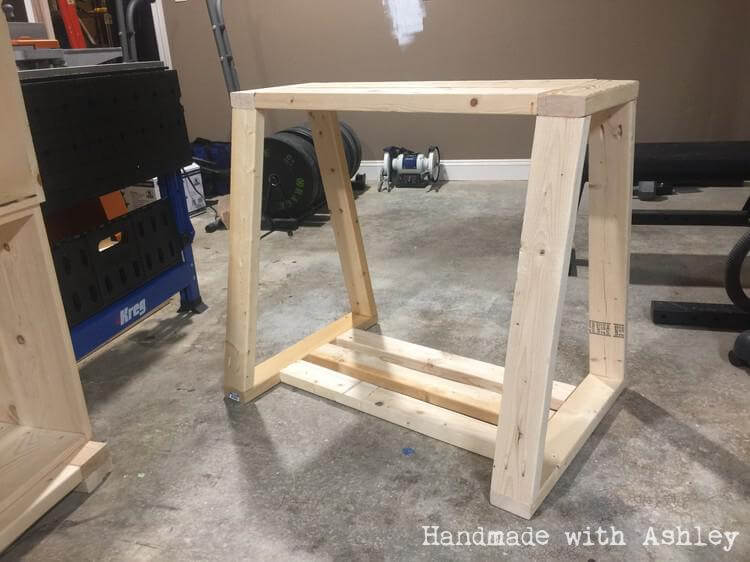 Diy Mobile Lathe Stand Ana White