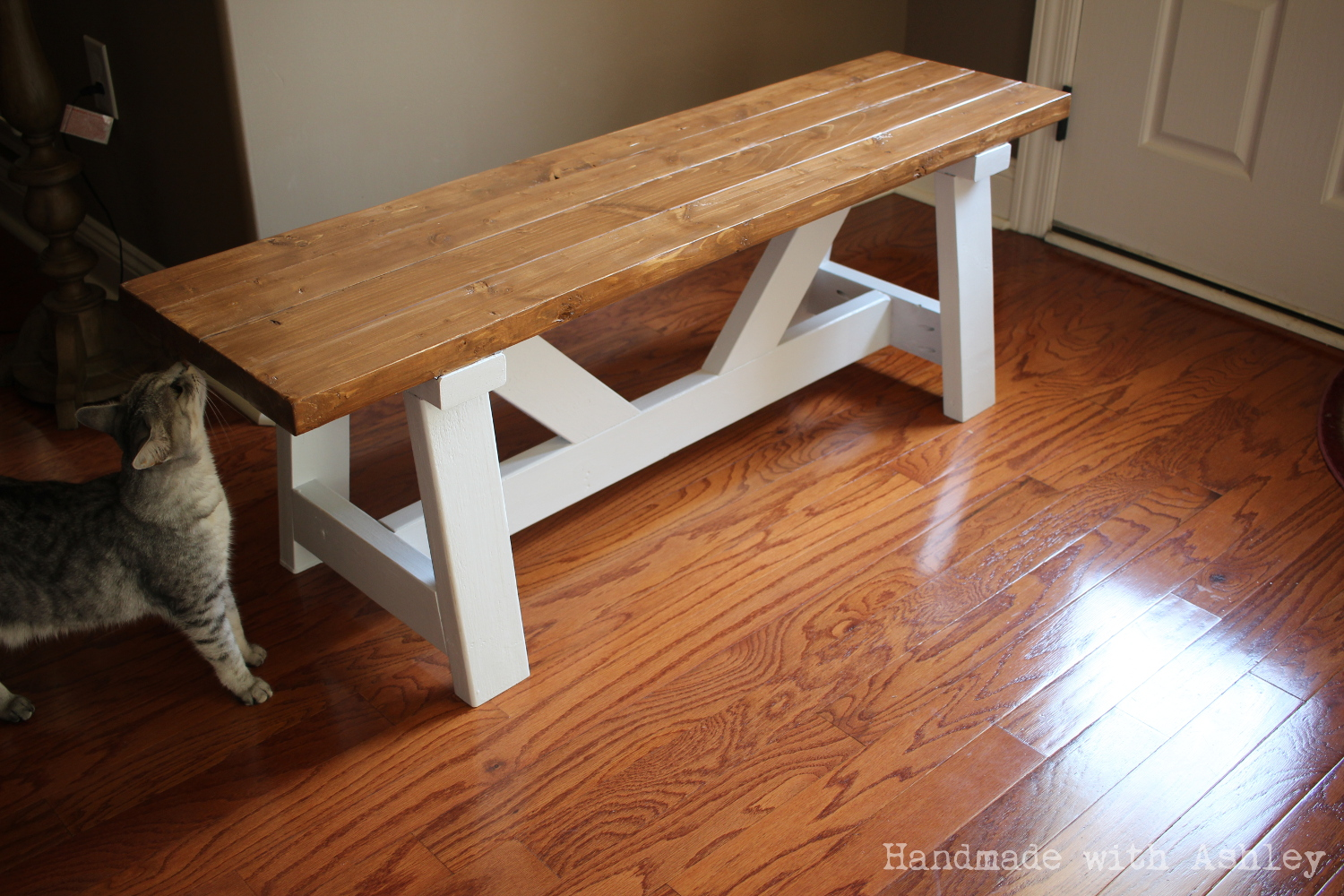 Ana White | DIY Providence Bench - DIY Projects