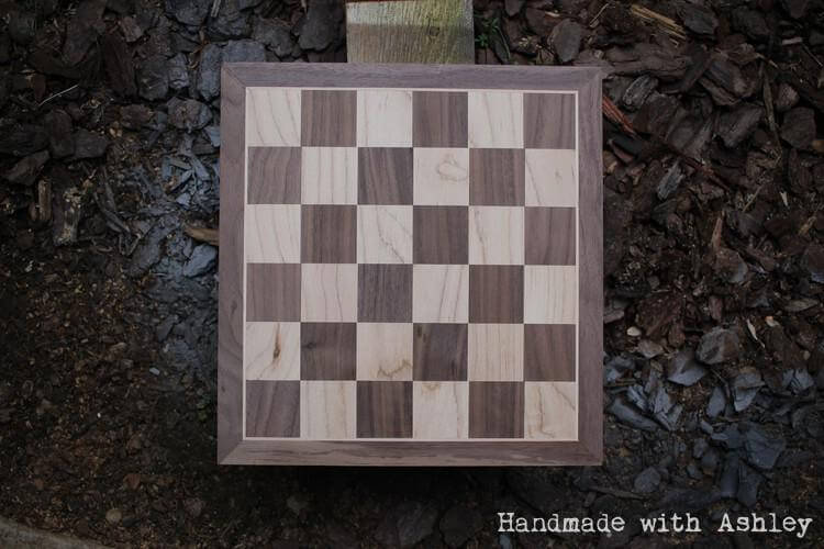 Ana White Making A Wooden Game Board DIY Projects Simple Making Wooden Board Games