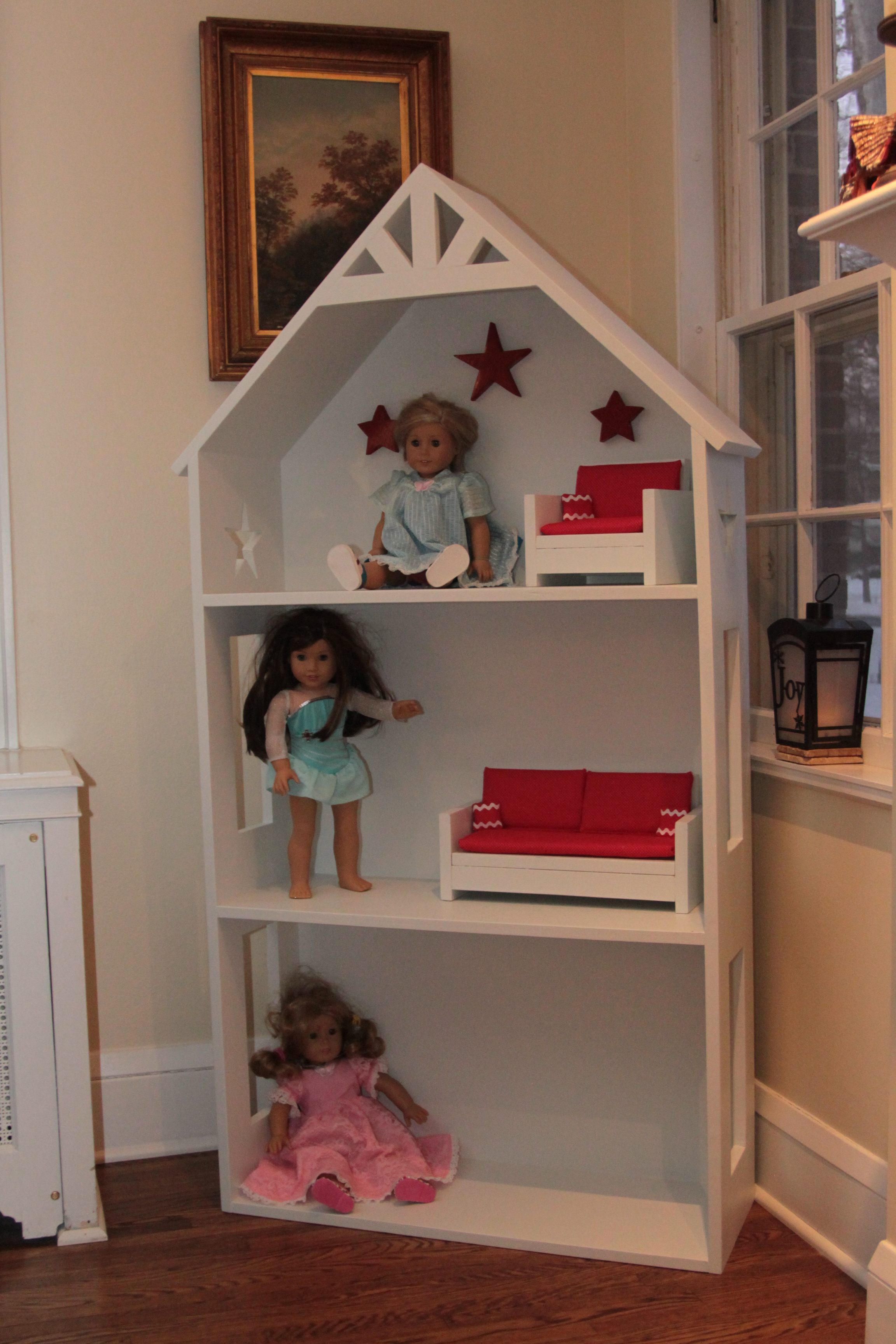 American Girl Doll Houses House Plan 2017