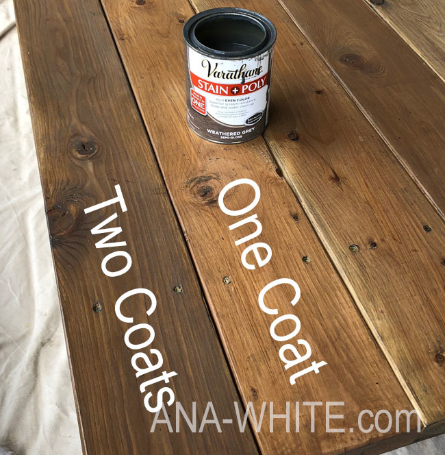 Easy Way To Quot Grey Quot Furniture Without Refinishing It Ana