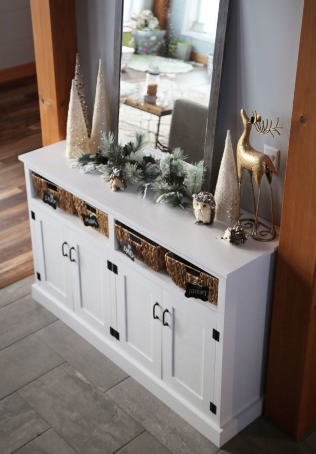 with over today studios s come first sponge beautiful dresser many barb makeovers design so entryway lilys knack after from has lily up the before shared barbs us afters and is