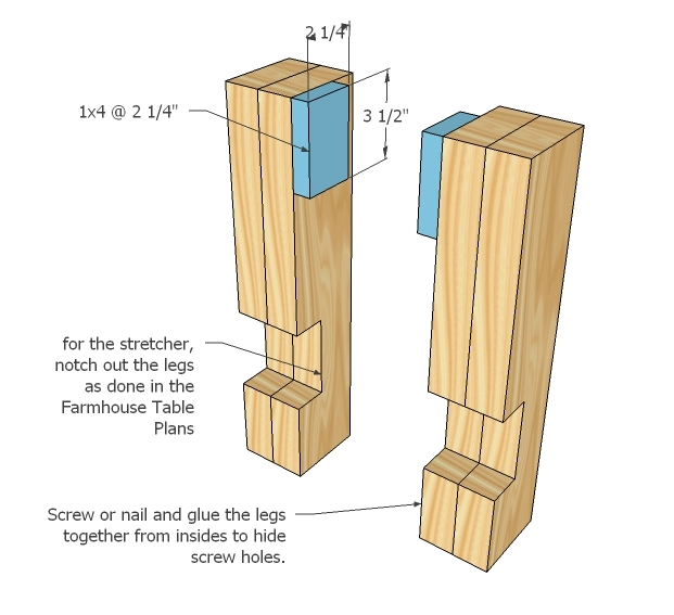 Permalink to free woodworking plans for trestle tables