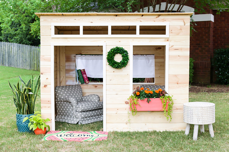 Ordinaire Indoor Playhouse Featuring Jen Woodhouse