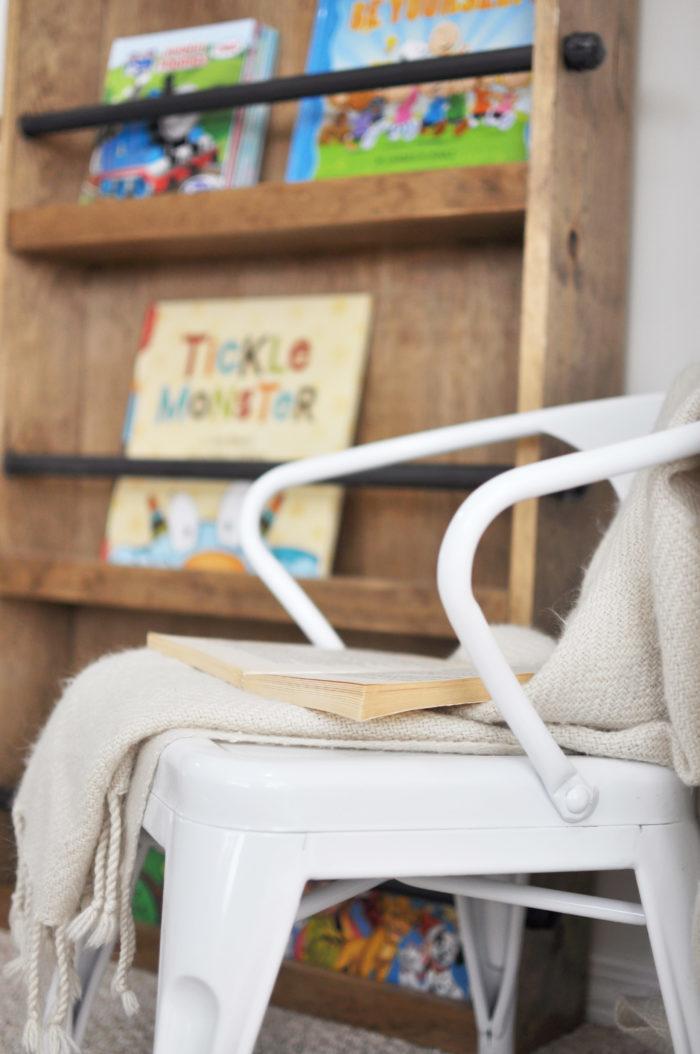 Diy Kids Industrial Bookshelf Ana White