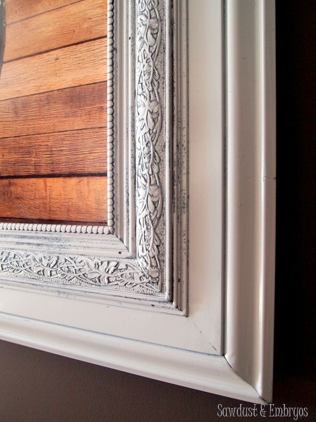 Ana White   DIY Custom Picture Frame - Featuring Sawdust and Embryos ...