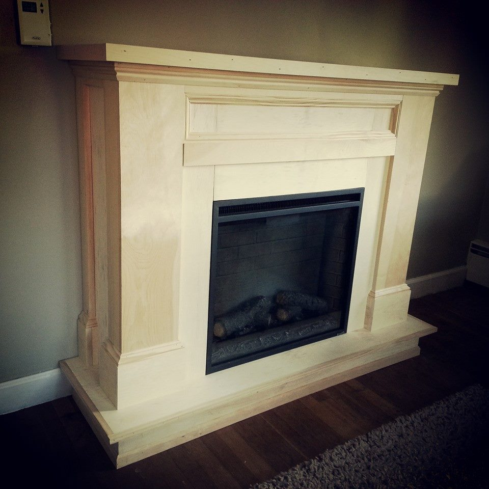 Ana White Fireplace Diy Projects