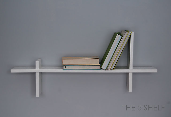 ana white the 5 shelf diy projects. Black Bedroom Furniture Sets. Home Design Ideas