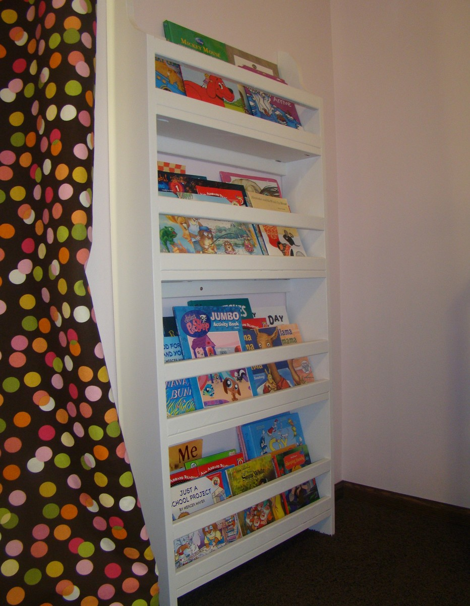 Ana White Flat Bookcase Diy Projects