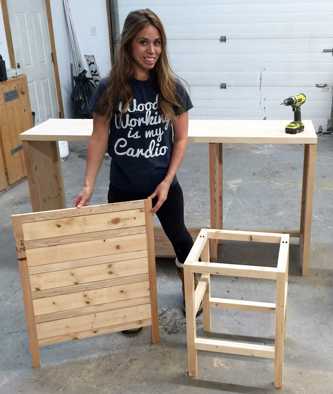 Ana White Hidden Desk Apothecary Cabinet Diy Projects