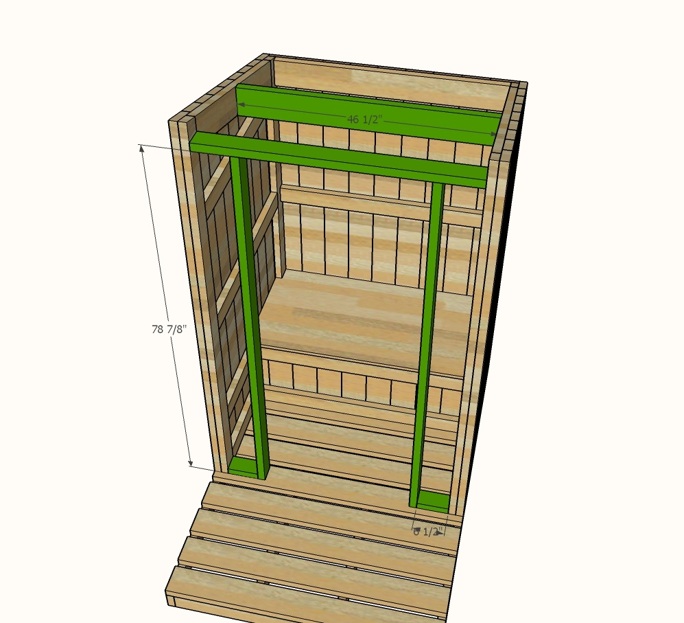 House plans with material list small dog house plans step for House plans with material list