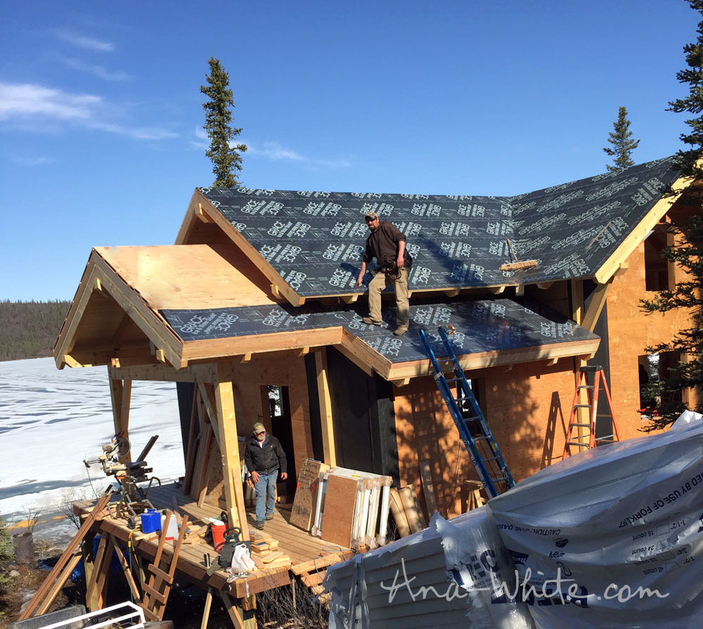 Grace Ice And Water Shield Ana White Woodworking Projects