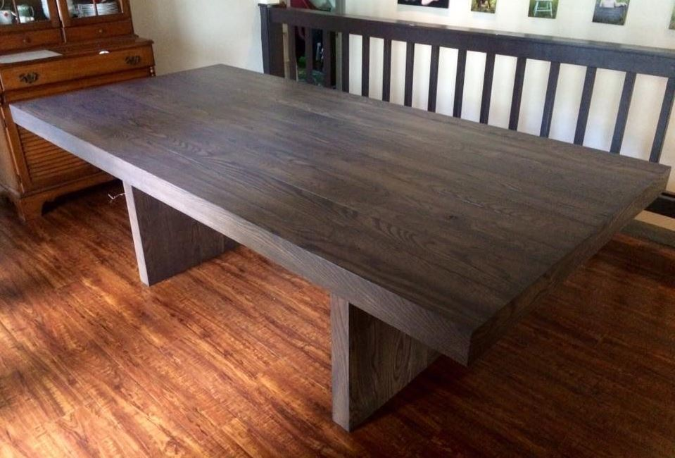 Ana White Emmerson Dining Room Table DIY Projects - West elm emmerson coffee table