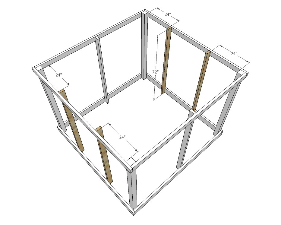 At This Point The Enclosure Should Be Placed In Final Position.
