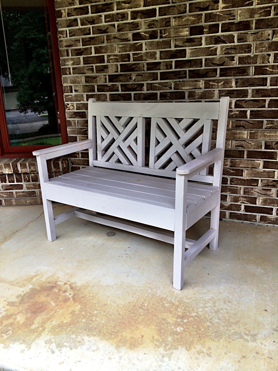 Ana White Woven Back Benches Diy Projects