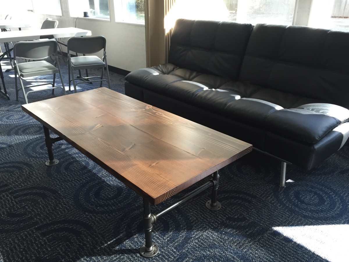 Ana White Pipe Coffee Table Diy Projects