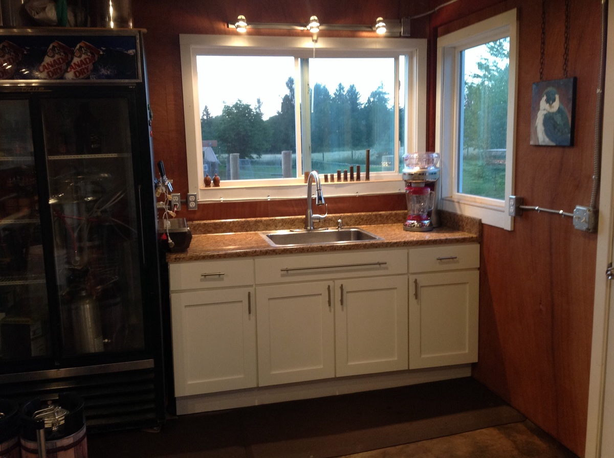 Ana White 36 Quot Sink Base Cabinet Diy Projects