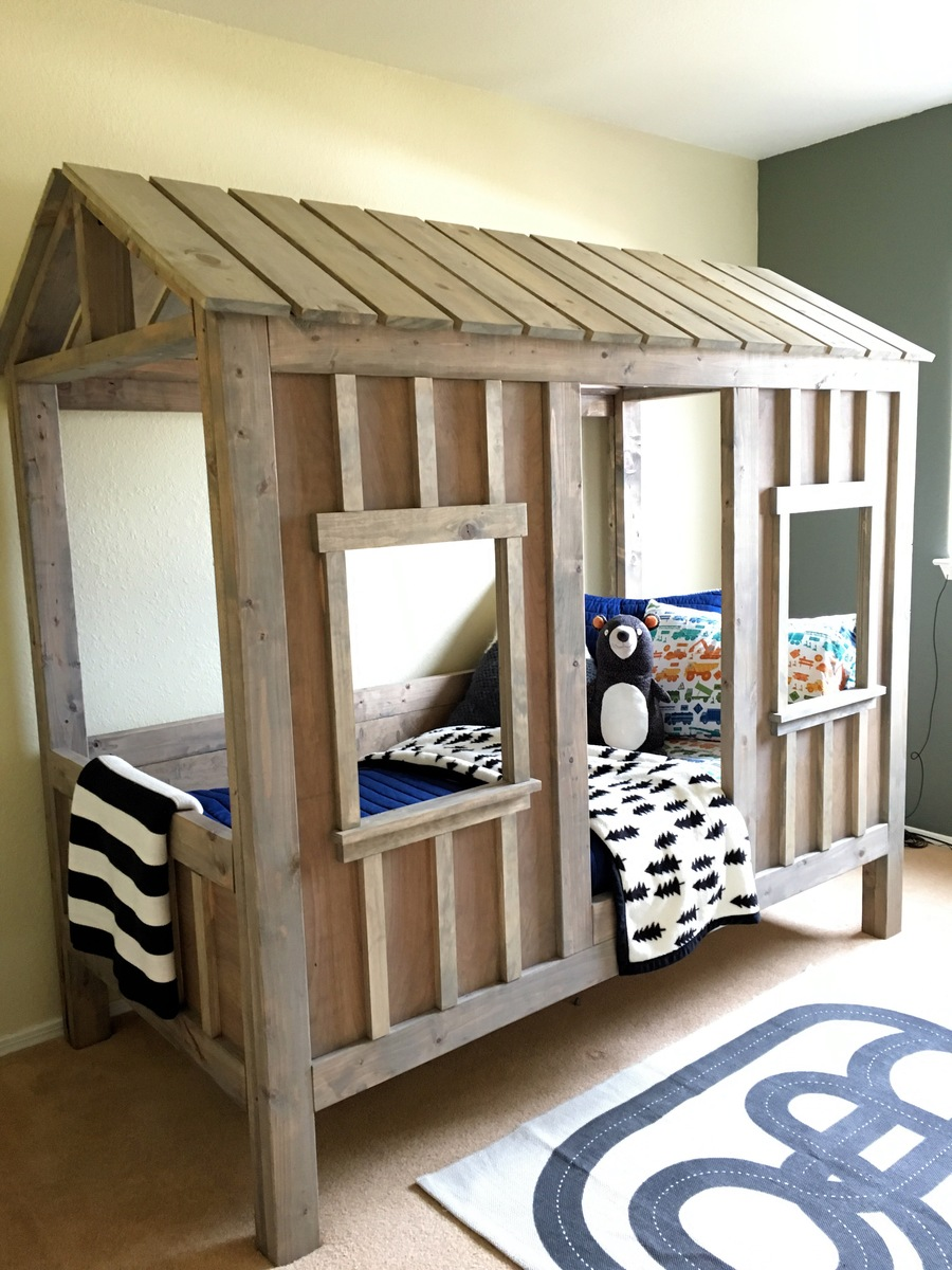 Ana White Coen S Cabin Bed Diy Projects # Muebles Do It Yourself