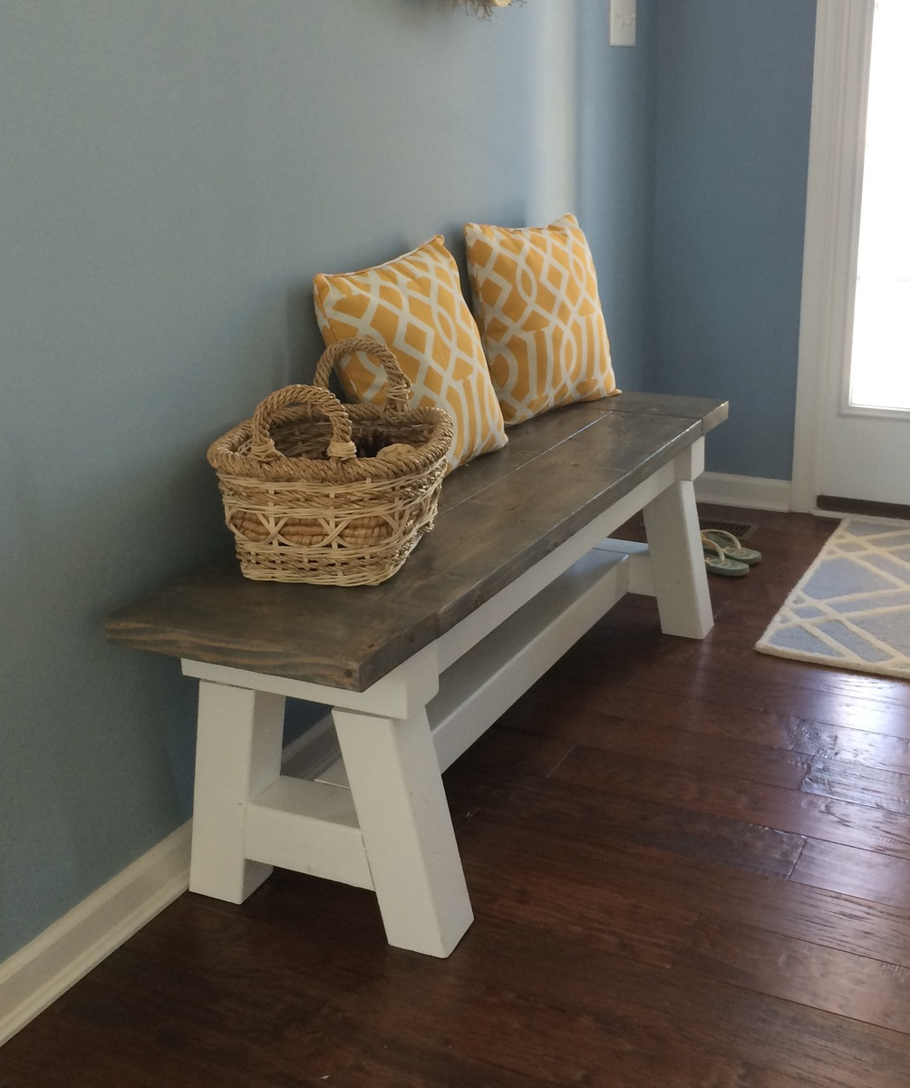 Ana White Beach Bench Diy Projects