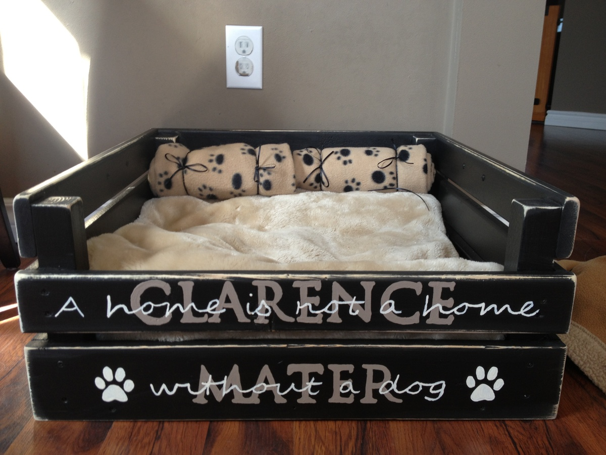 Ana White Dog Bed Diy Projects
