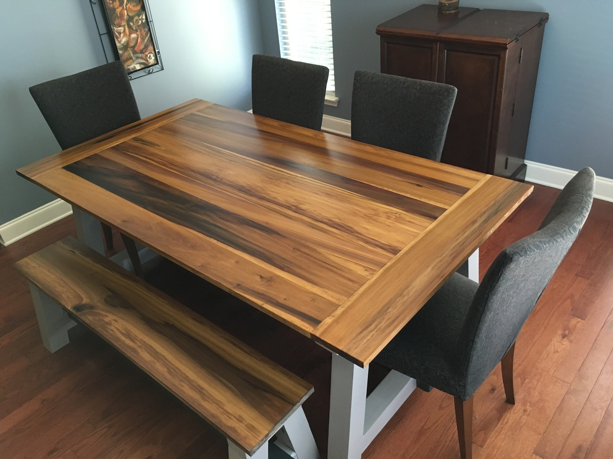 Poplar Wood Furniture