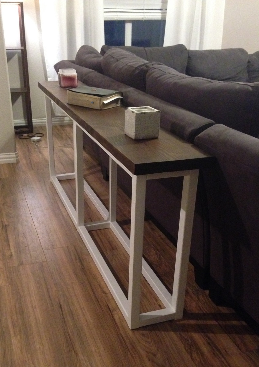 diy sofa table ana white. Sofa Table Diy Ana White S