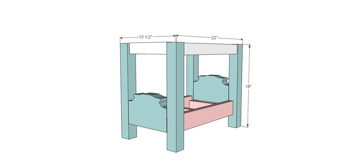 Ana White | Canopy Doll Bed for American Girls 18"|1200|548|?|43a49892f3ded7406ec5ff3a0cbd7ac2|False|UNLIKELY|0.3099643588066101