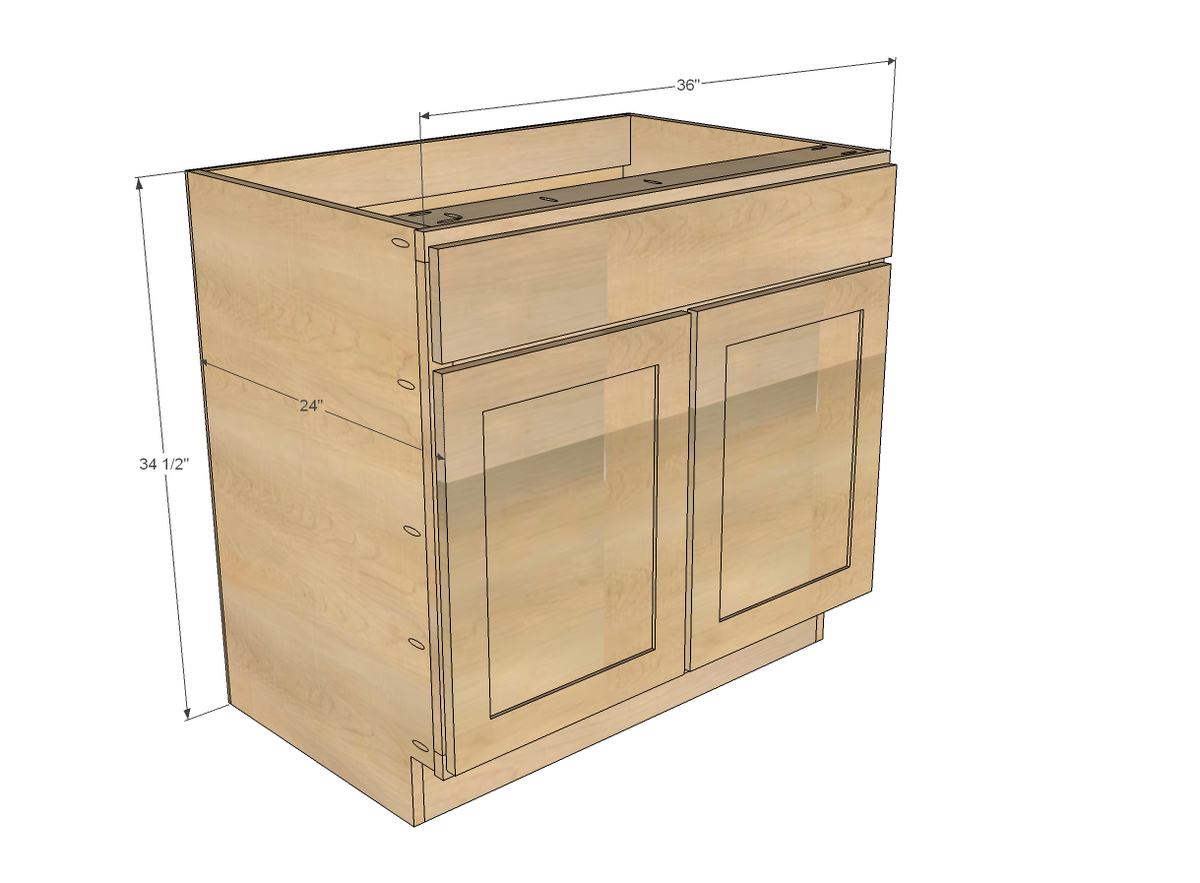Kitchen Corner Cabinet Plans Free